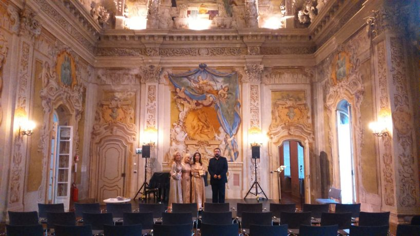 IRINI PASI IN BIBLIOTECA MUSICALE BIZANTINA