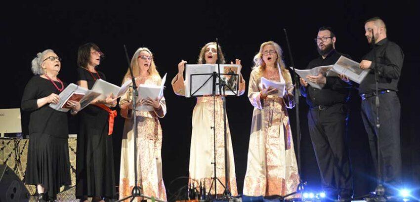 """La musica Mediterranean progressive approda a Irini Pasi """""""