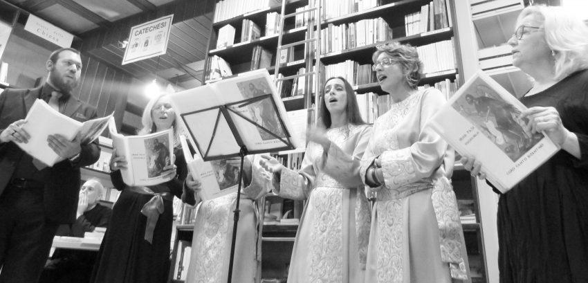 scuola canto bizantino